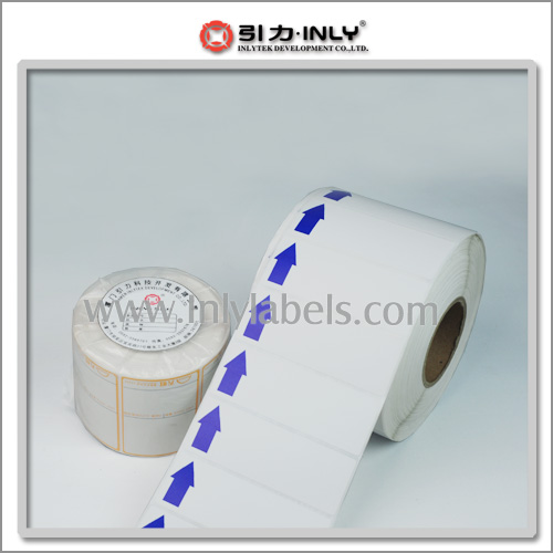 Pre-printed Thermal Scale Labels