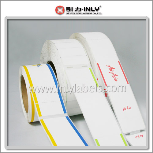 Airline Thermal Baggage Tags