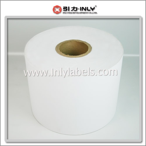 Jumbo roll for label printing